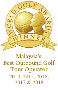 Liberty Golf Services Best Outbound Golf Tour Operator 2014 2015 2016 2017 2018