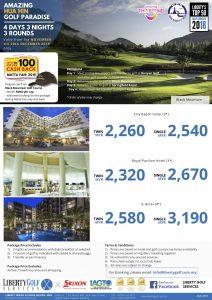 MATTA FAIR 433 nov - dec 2019 Hua Hin Golf Paradise
